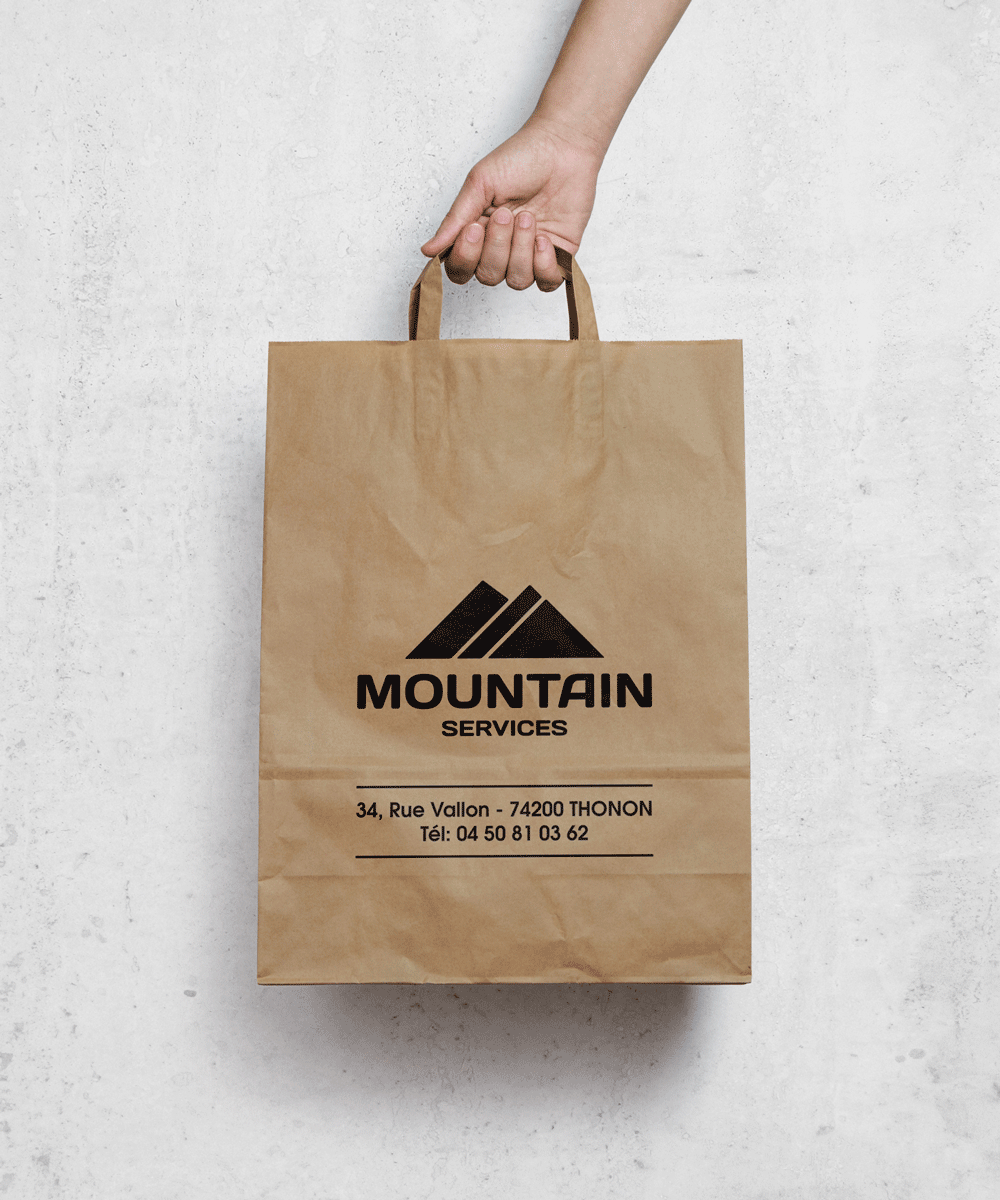 Sac vente Mountain Services