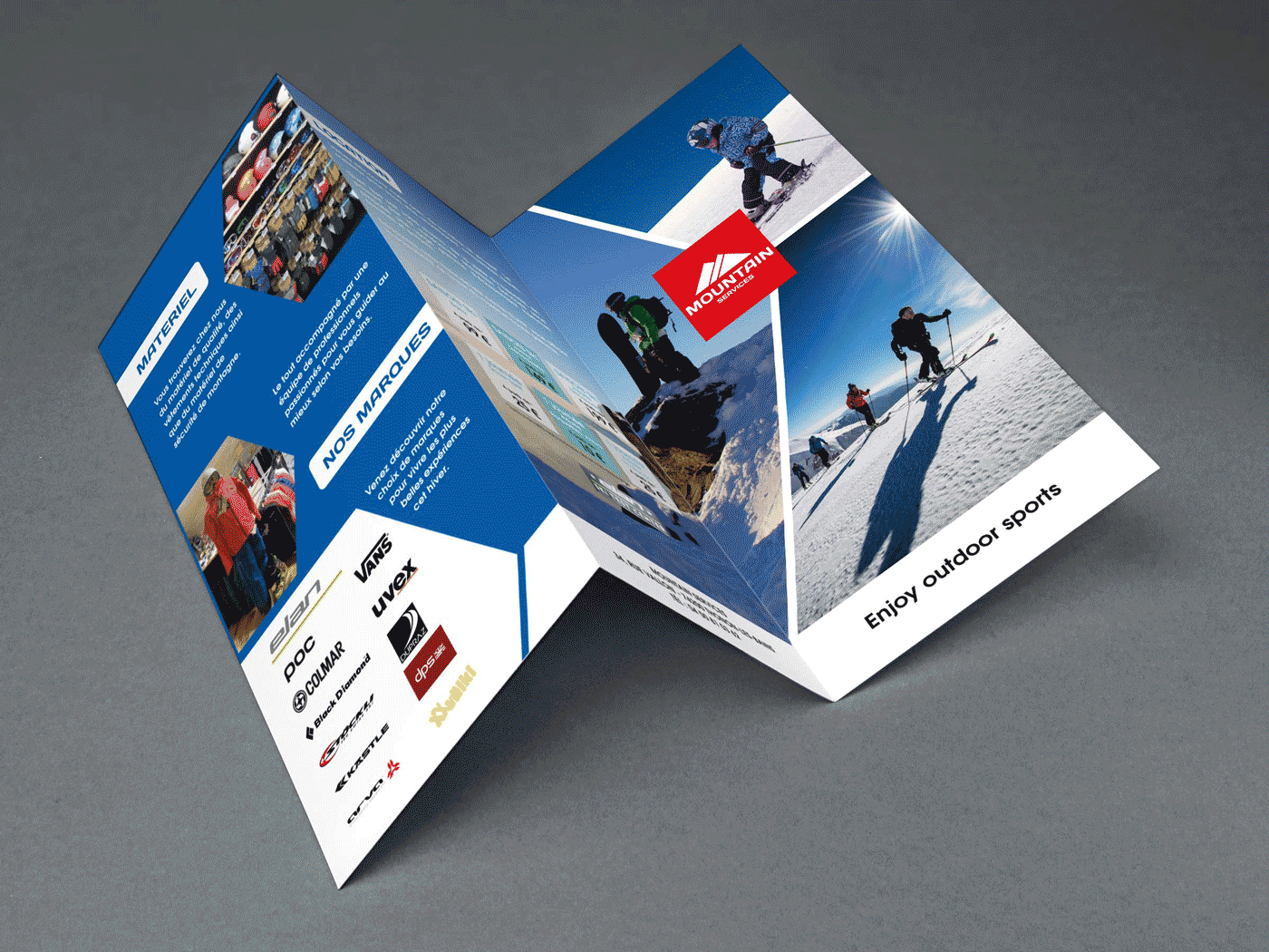 Brochure Mountain Services 2017