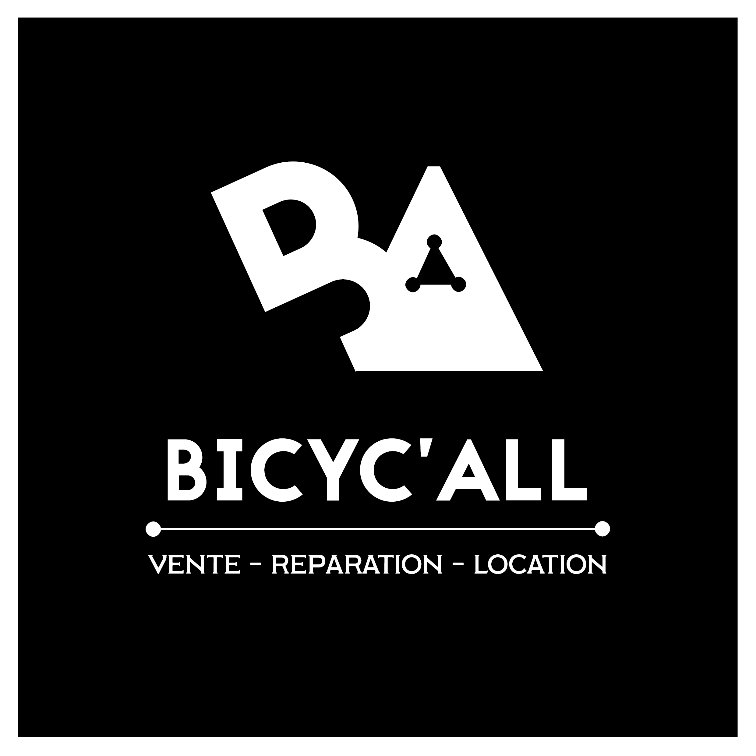 Bicyc'all Logo