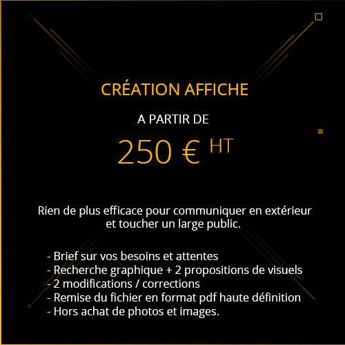 tarif creation affiche publicitaire exterieur grand format